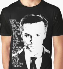james moriarty Graphic T-Shirt