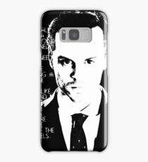 james moriarty Samsung Galaxy Case/Skin
