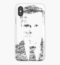 james moriarty iPhone Case