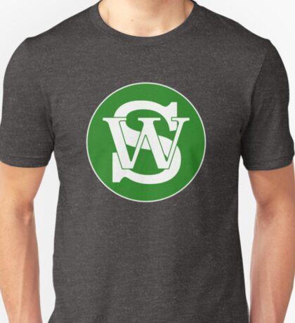 Wisconsin Skinny Pride Green T-Shirt