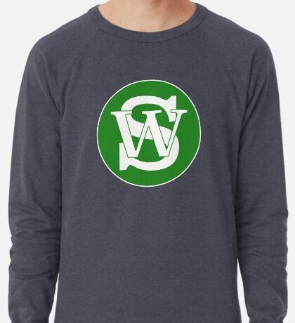 Wisconsin Skinny Pride Green Lightweight Sweatshirt