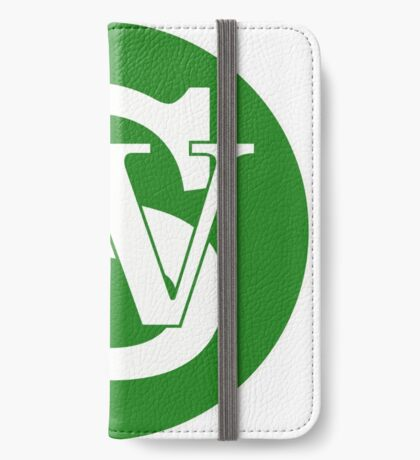 Wisconsin Skinny Pride Green iPhone Wallet