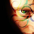 Tribal Eye by fullpruf