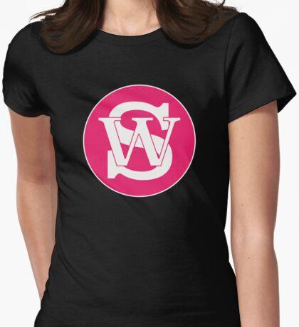 Wisconsin Skinny Pride Pink T-Shirt
