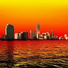 Miami  by fullpruf
