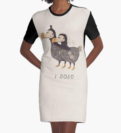 i dodo Graphic T-Shirt Dress