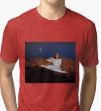 By Moonlight Tri-blend T-Shirt