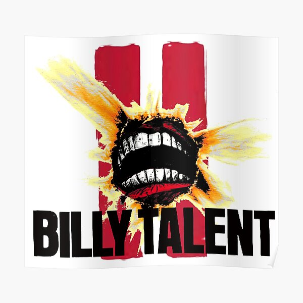 Billy Talent II Poster