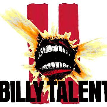 Billy Talent II by GinnyWeasley95