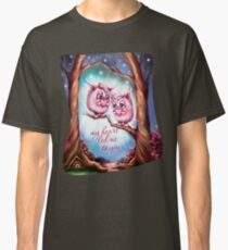My Heart Led Me to You - Valentine Monsters Classic T-Shirt