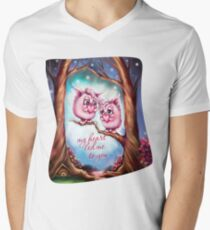 My Heart Led Me to You - Valentine Monsters T-Shirt