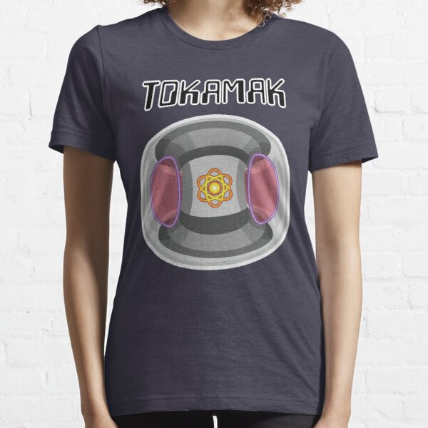 Tokamak - Nuclear Fusion Essential T-Shirt
