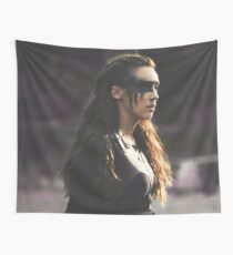 Lexa - 2 Wall Tapestry
