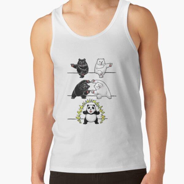 Panda Fusion Tank Top