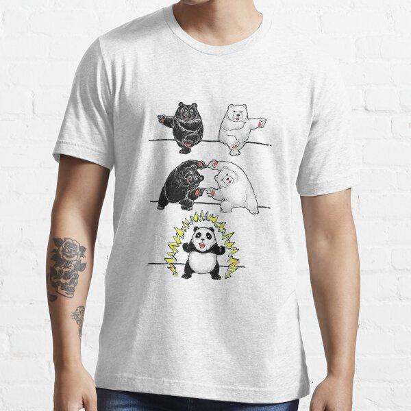 Panda Fusion Camiseta esencial