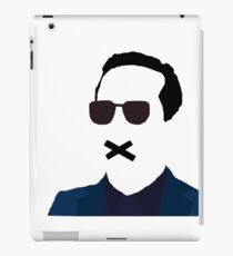 James Moriarty iPad Case/Skin
