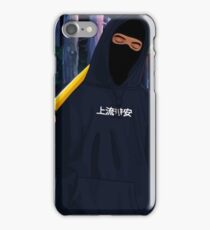 Xavier Wulf iPhone Case/Skin