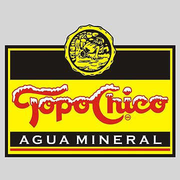 Topo Chico - Sparkling Mineral Water by mignous