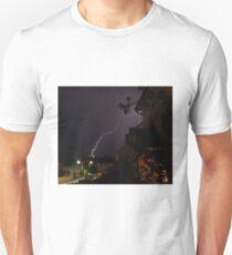 Welsh Lightning Unisex T-Shirt