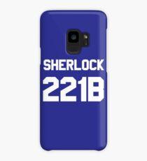 Sherlock Football Jersey Style T-shirt – 221B, Baker Street Case/Skin for Samsung Galaxy