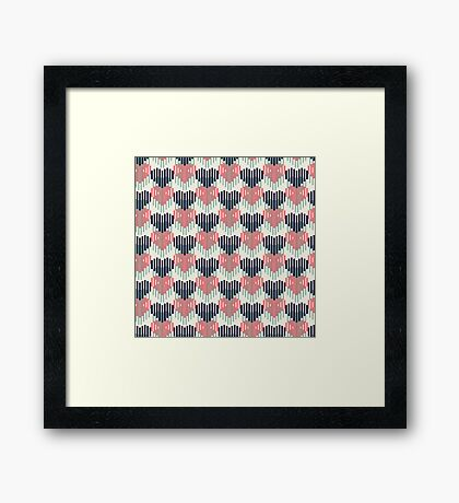 Give me some love Framed Print