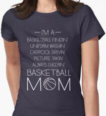 Basketball Mom Checklist T-Shirt