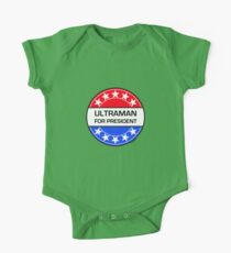ULTRAMAN FOR PRESIDENT Kids Clothes
