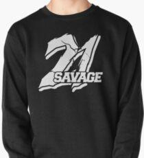 21 savage Pullover