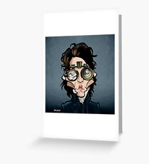 Ichabod Greeting Card