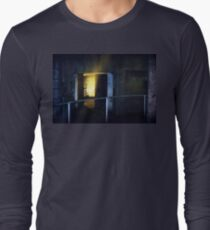 Battery Mishler Gun Emplacement exit, ladders Long Sleeve T-Shirt