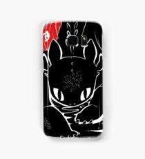 Toothless Creeping Samsung Galaxy Case/Skin