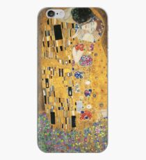 the kiss | gustav klimt iPhone Case