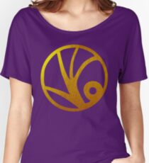 A Series of Unfortunate Events - Spyglass Logo (V.F.D.) Women's Relaxed Fit T-Shirt