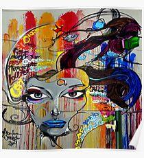 Graffiti-21 Poster