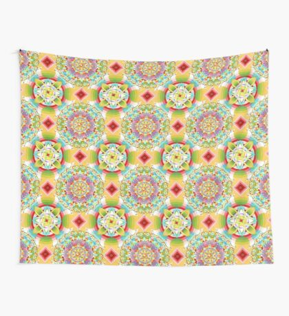 Bijoux Ombre Pattern Wall Tapestry