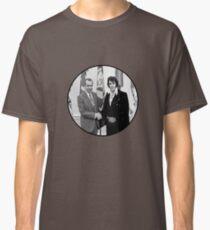 Elvis Meeting Nixon (1970) Classic T-Shirt