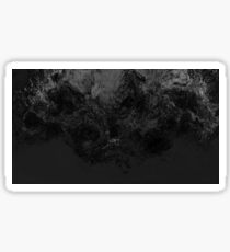 Dark Clouds Sticker