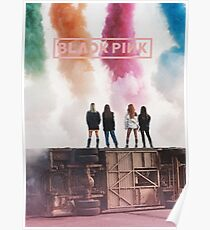 Rose Blackpink Posters Redbubble