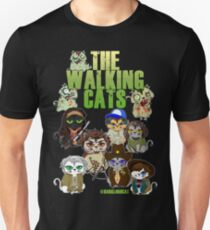 THE WALKING CATS Unisex T-Shirt
