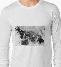 Splattered Long Sleeve T-Shirt