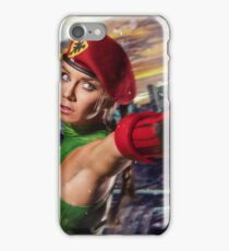 Cammy iPhone Case/Skin