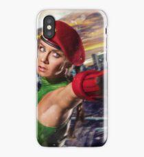 Cammy iPhone Case/Skin