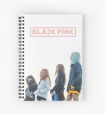 BLACKPINK Spiral Notebook