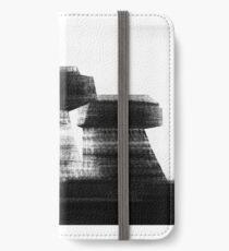 Blurred Buildings iPhone Wallet/Case/Skin