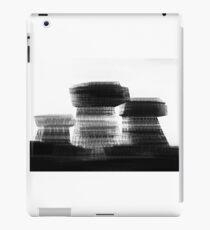 Blurred Buildings iPad Case/Skin
