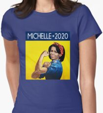 Michelle Obama 2020 Womens Fitted T-Shirt