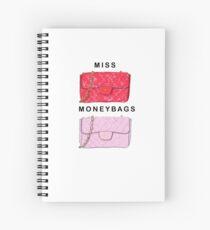MISS $ Spiral Notebook