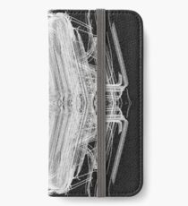 Squared Spider iPhone Wallet/Case/Skin