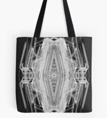 Squared Spider Tote Bag