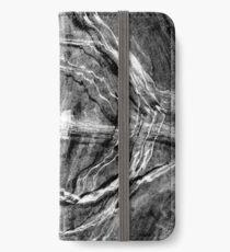 Pixels in Stone iPhone Wallet/Case/Skin